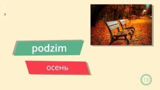 6. Лекция Denní program – Распорядок дня. Чешский язык с GoStudy.