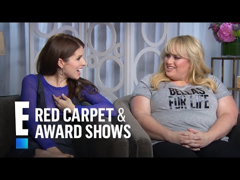 Anna Kendrick and Rebel Wilson Play 'Costar Confidential'  E! Live from the Red Carpet