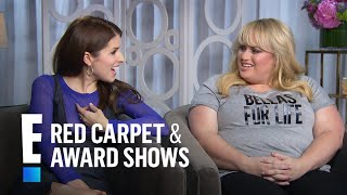 Anna Kendrick and Rebel Wilson Play 'Costar Confidential' | E! Live from the Red Carpet