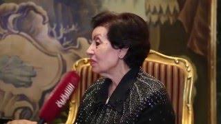 بالفيديو.. رجاء حسين تبكي على الهواء وتعترف بخيانة زوجها