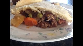 Traditional Beef Stew With Pastry - Bonita's Kitchen