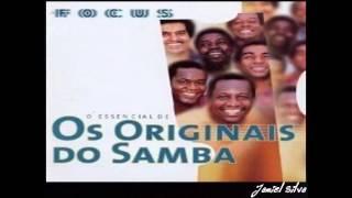 Os Originais do Samba - a dona do primeiro andar  - JS