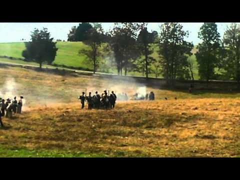 150th anniversary of the Batlle of Perryville, KY Oct. 5, 2014
