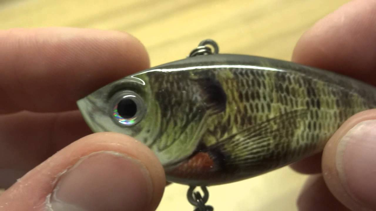 Cabelas real image hds lures youtube for Cabela s fishing lures