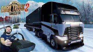 Еду в Молдавию на Гальватроне! - Euro Truck Simulator 2