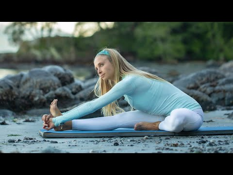Yoga For Stress & Anxiety Relief | Blissful Yin Yoga Experience