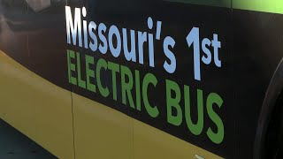 Go COMO's First Electric Bus