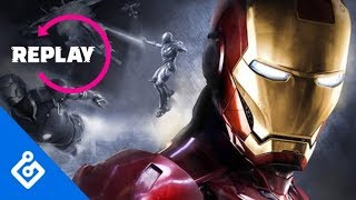 Replay – Iron Mans