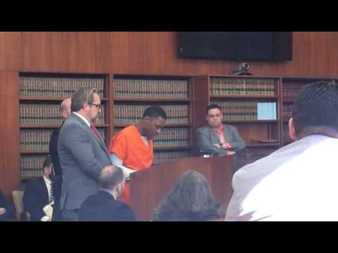 Man Gives Warning To Gang Members At Murder Sentencing