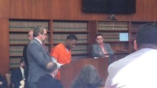 Man gives warning to gang members at murder sentencing