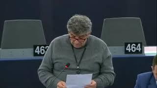 Intervento in aula di Pietro Bartolo sui negoziati in corso per un nuovo accordo di partenariato UE-ACP