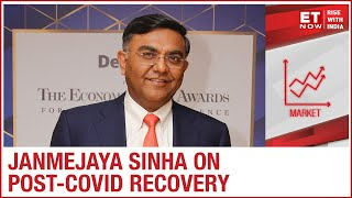 Is India Inc in ₹100 Bn club? | Janmejaya Sinha to ET NOW