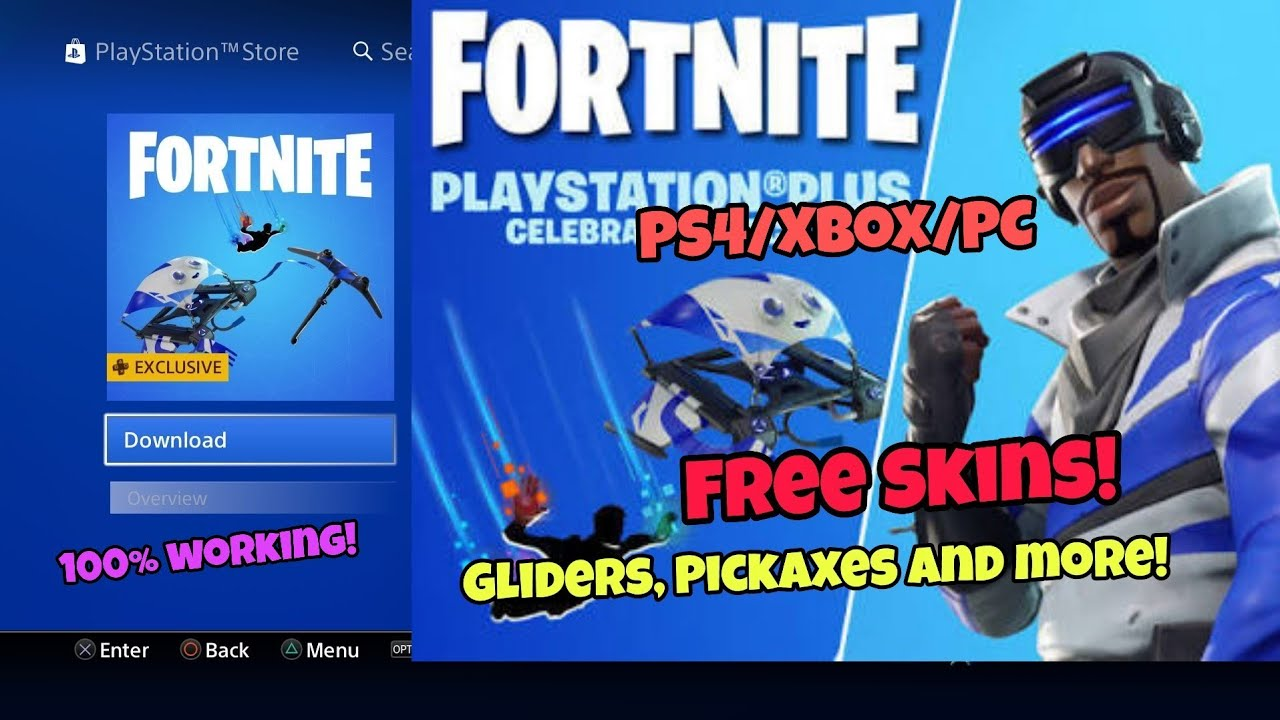 Cagnotte How To Get Free Skins In Fortnite No Human