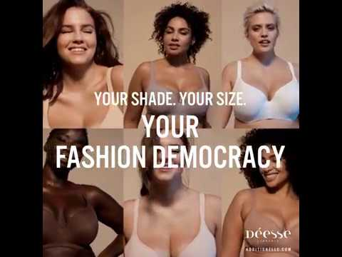 YOUR SHADE. YOUR SIZE. YOUR FASHION DEMOCRACY  | ADDITION ELLE. http://bit.ly/2Xc4EMY