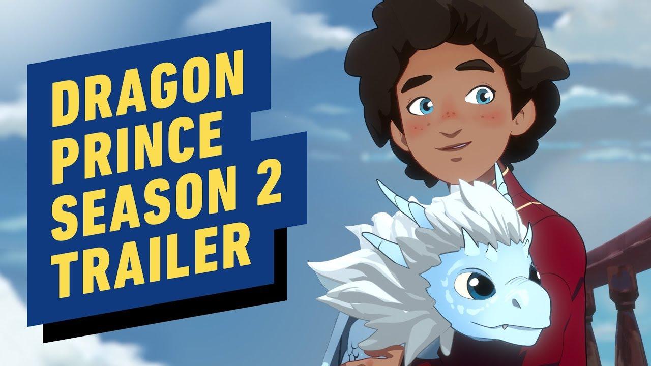 Download The Dragon Prince - Season 2 Trailer