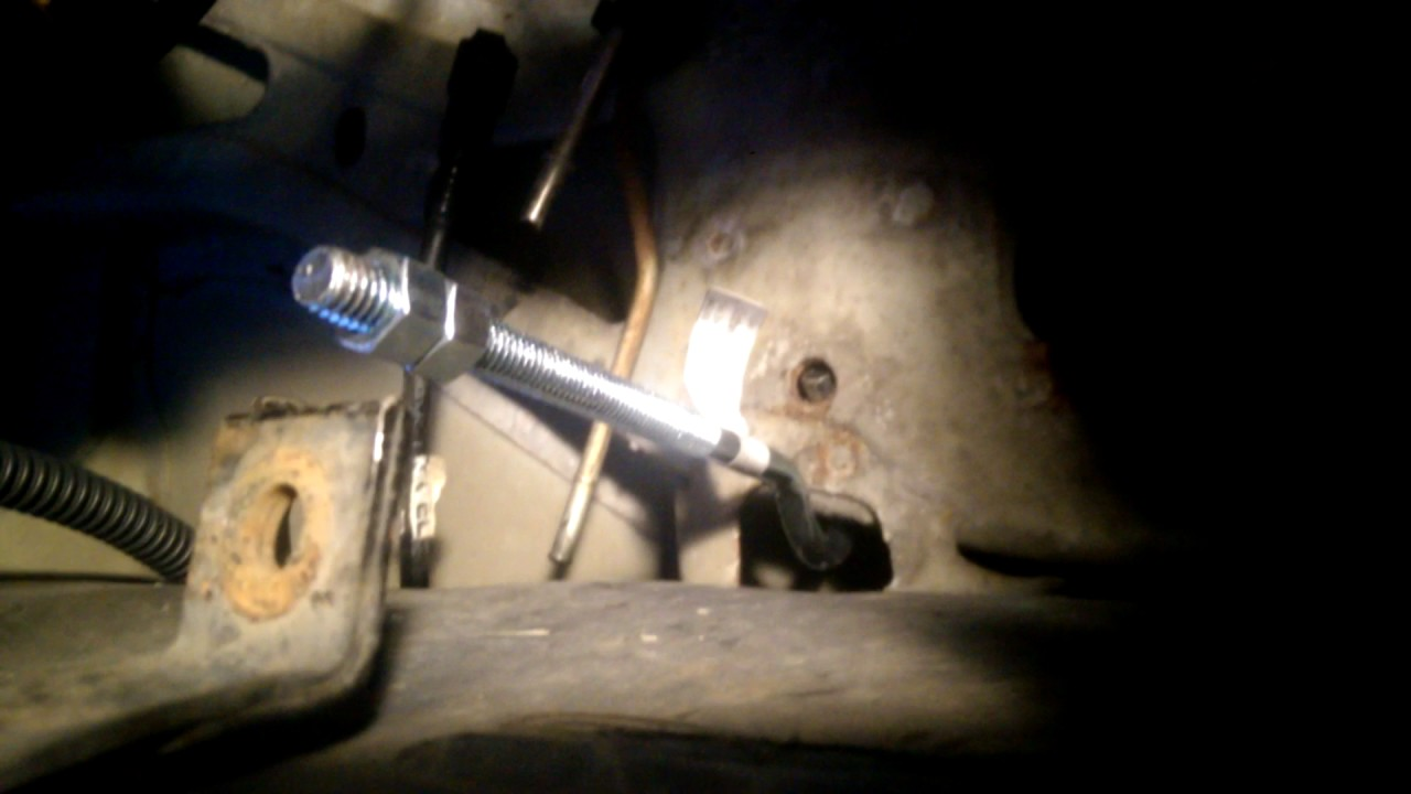 Jeep Cherokee fuel tank strap bolt replacement easy cheap ...