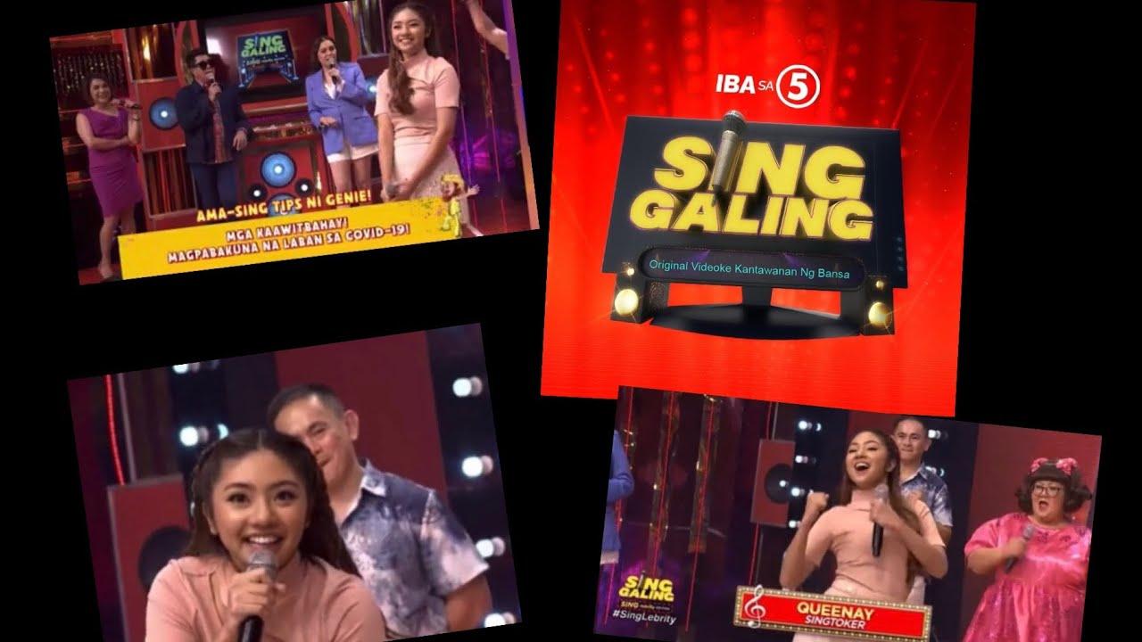 Sing Galing   Queenay