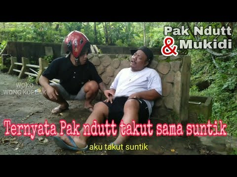 TEMPAT ANGKER DI KENCINGI - PAK NDUTT MUKIDI PART 2