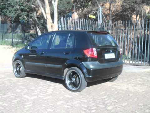 2009 hyundai getz 1 6 gl high spec sport auto for sale on. Black Bedroom Furniture Sets. Home Design Ideas