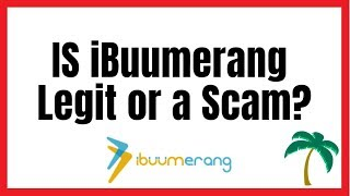 iBuumerang Review | Don't Join iBuumerang Until You See This ( iBuumerang Scam )