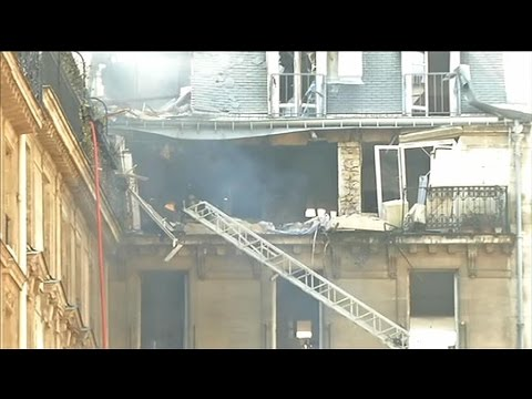 Paris: Forte Explosion Liée à Une Fuite De Gaz Dans Le 6ème Arrondissement