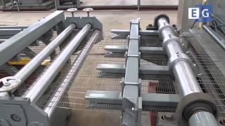 Оборудование для производства сварной сетки(Сварная арматурная и кладочная сетка, которую ещё называют попросту строительной, используется при армиро..., 2015-05-20T01:46:27.000Z)