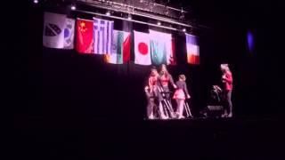 Niles West High School International Festival 2016