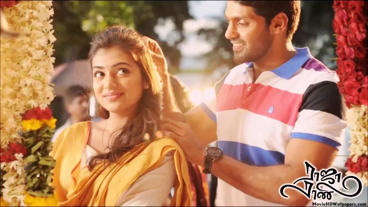 Raja Rani Cute Song Youtube