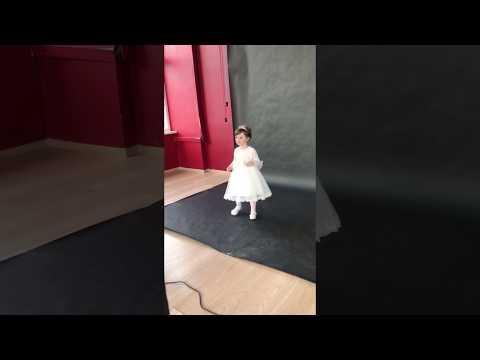 какие детские платья в моде фото