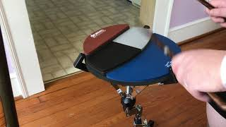 P4 Practice Pad by Drumeo - Designed by Pat Petrillo