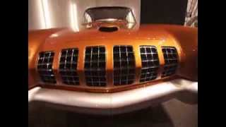 Концептуальные Автомобили Mystery Cars №2