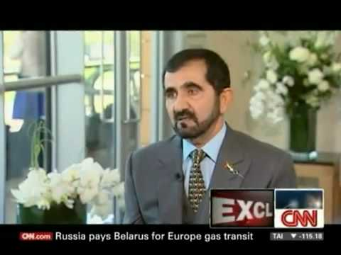CNN's interview with Sheikh Mohammed Bin Rashid