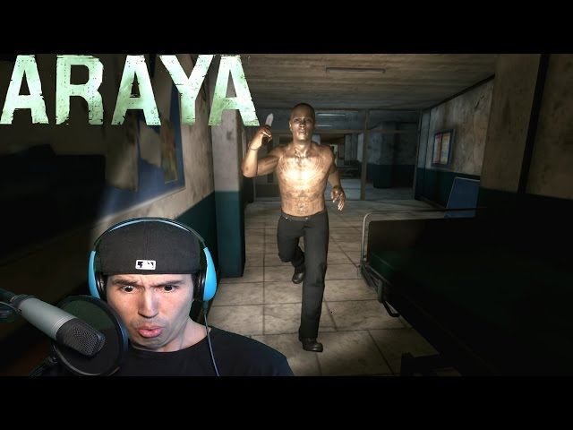 Araya | Are You Scared Yet?