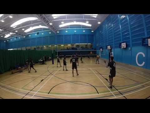 Men's Volleyball: Aberdeen University 1-3 Stirling University