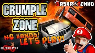Crumple Zone Gameplay (Chin & Mouse Only)
