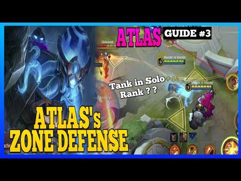 Atlas Guide 2 | Always do the Zoning Technique | Master the Basics | Atlas Gameplay | MLBB