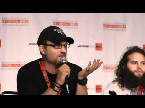 Anime Expo 2012: Steve Blum Panel Full