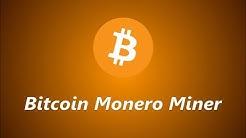 Bitcoin Monero Miner 1.0 💰💎 - Chrome Extension