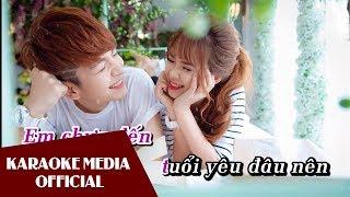 Mẹ Em Chưa Có Cho Yêu Đâu | Karaoke Demo | Khởi My
