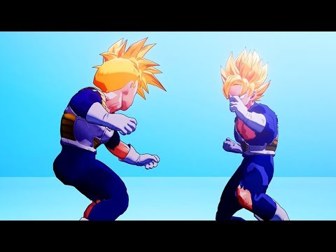 Dragon Ball Z Kakarot: Super Saiyan Gohan vs Super Saiyan Goku Full Fight (DBZ Kakarot 2020)