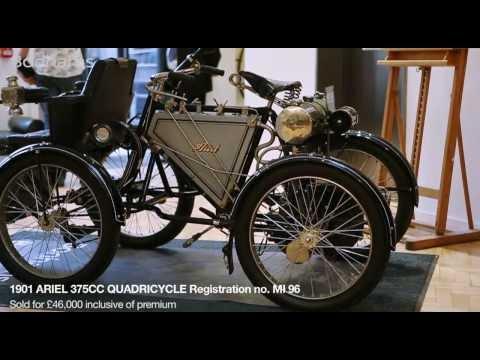 Bonhams Motoring: London To Brighton Post Sale Review
