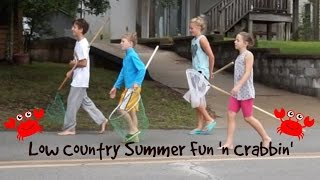 Summer Fun in the Low Country | Flippin