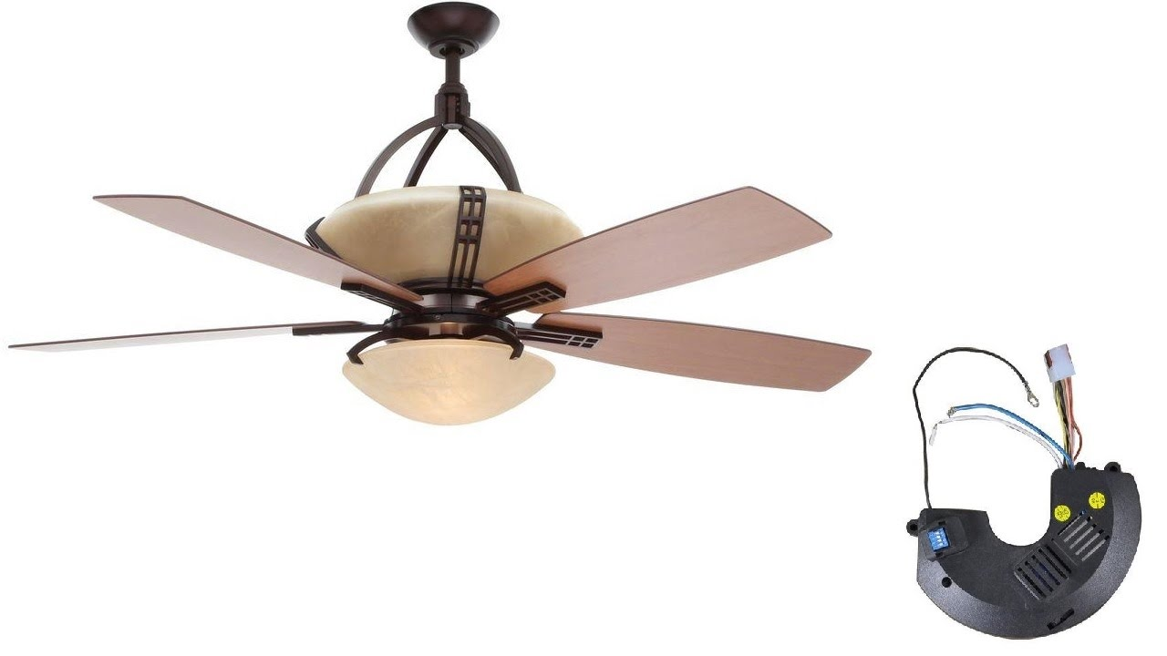 Replacing The Receiver Miramar Ceiling Fan Youtube