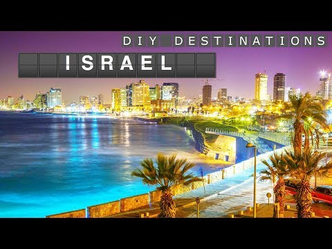 DIY Destinations - Israel Budget Travel Show