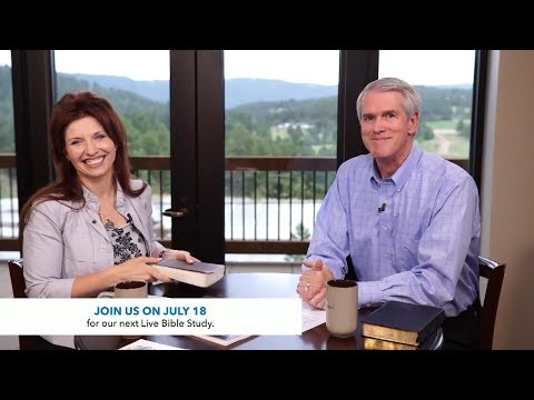 Live Bible Study with Andrew Wommack JULY 11th, 2017