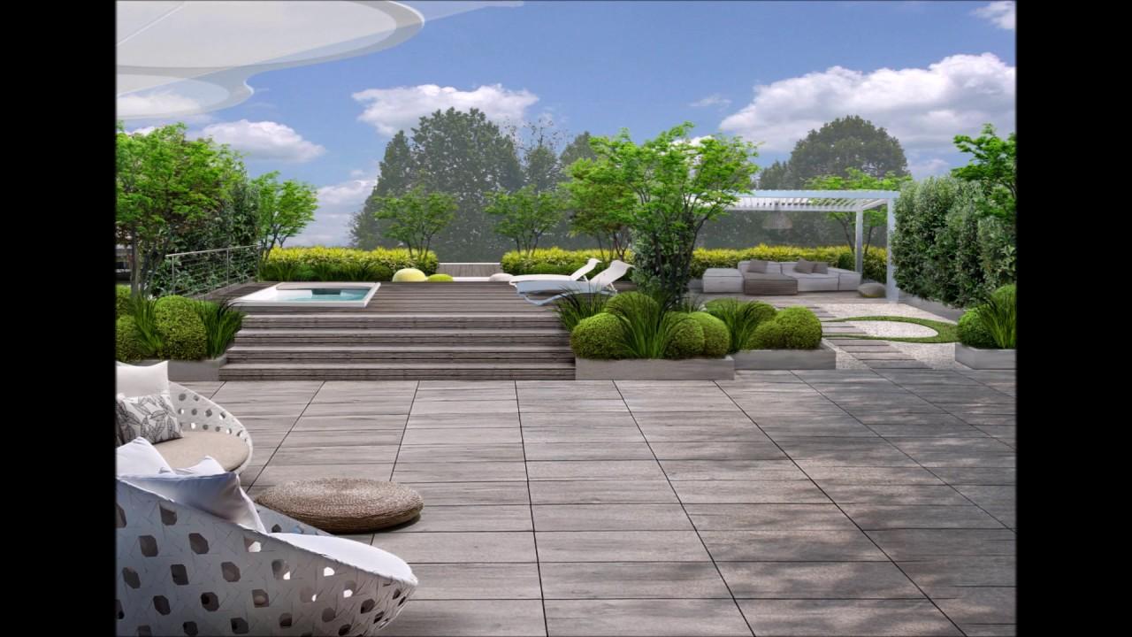 Il terrazzo Zen - YouTube