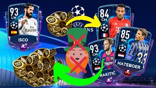 Fifa Mobile 20 - HUGE UCL pack opening! Profitable Investments? St Patrick's day