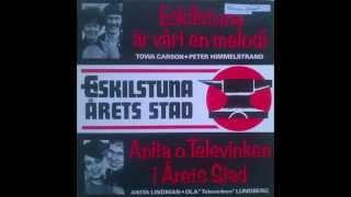 Eskilstuna är värt en Melodi - Towa Carson Peter Himmelstrand - 1973