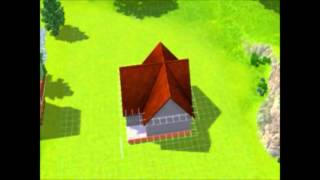 How To Make A Basement Under A Foundation - The Sims 3