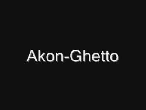 AkonGhetto